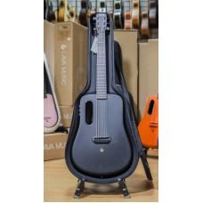 LAVA ME-2 BK FREEBOOST электроакустическая гитара, размер 3/4, карбоновый корпус Super AirSonic