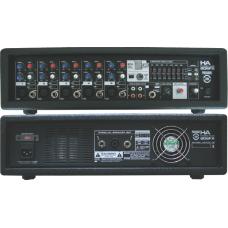 LEEM AP-206FX Микшер активный на 6 каналов