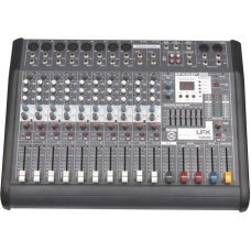 LEEM LFX-12MO Микшерный пульт на 12 каналов 500Вт