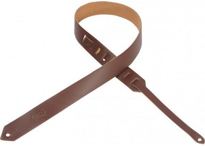 LEVY'S M70-BRN - кожаный ремень, ширина 3,6 см