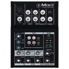 MACKIE Mix5 - 5-канальный компактный микшер