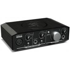 MACKIE Onyx Artist компактный USB аудио интерфейс, 2 входа, 2 выхода