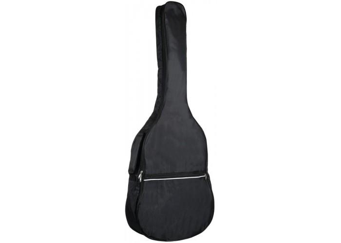 MARTIN ROMAS ГК-2 ЧЁРНЫЙ Чехол для классической гитары, утепленный 5мм