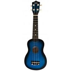 MARTIN ROMAS MR-01 TBL Укулеле сопрано (гавайская гитара) + чехол