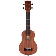 MARTIN ROMAS MR-01F Укулеле сопрано (гавайская гитара), ЧЕХОЛ