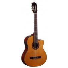 MARTINEZ FAC-603 CEQ - электроакустическая классическая гитара с вырезом