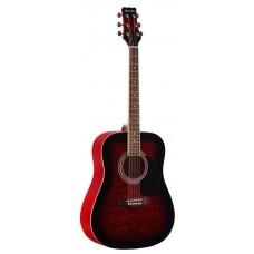 MARTINEZ FAW-51 TWRS - акустическая гитара