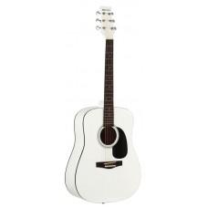 MARTINEZ FAW-702 WH - акустическая гитара