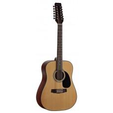MARTINEZ FAW-802-12 - двенадцатиструнная гитара