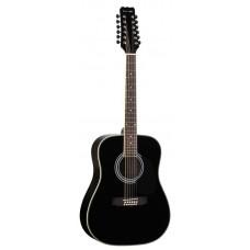 MARTINEZ FAW-802-12 B - двенадцатиструнная гитара