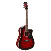 MARTINEZ FAW-802 CQ TWRS - акустическая гитара