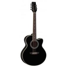 MARTINEZ FAW-819-7 B - семиструнная гитара