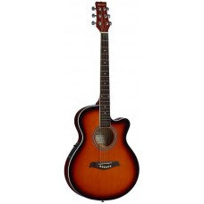 MARTINEZ SW-024 HC SB - электроакустическая гитара