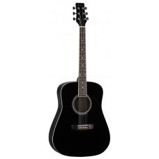 MARTINEZ W-11 BK - акустическая гитара