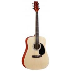 MARTINEZ W-11 N - акустическая гитара