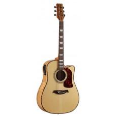 MARTINEZ W-124 BC N - электроакустическая гитара