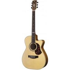 Maton EBG808C-TE - электроакустическая гитара, корпус 808 с вырезом