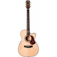 Maton EM100C-808 - электроакустическая гитара, корпус 808 с вырезом