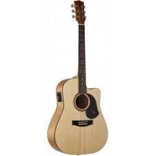 Maton SRS60C - электроакустическая гитара, Dreadnought с вырезом