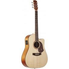 Maton SRS70C - электроакустическая гитара, Dreadnought с вырезом