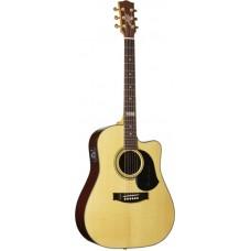 Maton TE1 - электроакустическая гитара Dreadnought с вырезом