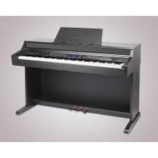 MEDELI DP370 фортепиано цифровое, молоточковая механика, полифония 128, 600 голосов,3 педали, стойка