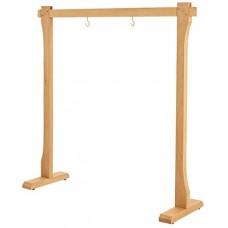 Meinl TMWGS-L Стойка для гонга, деревянная, большая