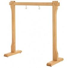 Meinl TMWGS-M Стойка для гонга, деревянная, средняя