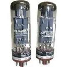 MESA BOOGIE EL-34 STR 447 VACUUM (TUBE DUET) подобранная пара ламп для комбо