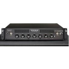 MESA BOOGIE M6 CARBINE BASS AMPLIFIER 600W 2 RACK гибридный усилитель для бас-гитары 600 Ватт
