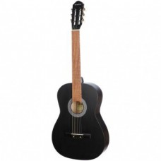MiLena-Music ML-AM1-BK Акустическая гитара, матовая, черная