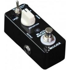MOOER Black Secret - педаль гитарная Distortion (Proco Rat)