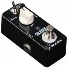 MOOER Blade - педаль гитарная Distortion (EH Micro MEtal Muff)
