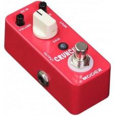 MOOER Cruncher - педаль гитарная Distortion (MI Audio Crunch Box)