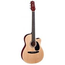 Naranda CAG110C NA Акустическая гитара с вырезом  38