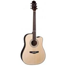 Naranda DG403CE Акустическая гитара со звукоснимателем, с вырезом