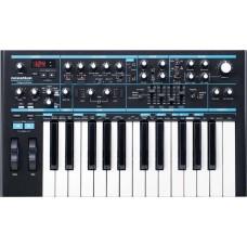 NOVATION Bass Station II аналоговый синтезатор, 25 кл