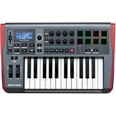 NOVATION Impulse 25 миди-клавиатура, 25 кл