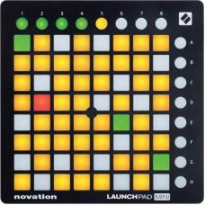 NOVATION Launchpad Mini MK2 контроллер для Ableton Live, 64 полноцветных пэда