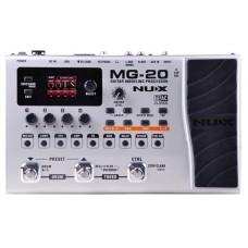 NUX MG-20 - гитарный процессор эффектов