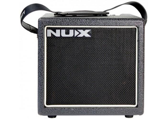 NUX Mighty8SE - гитарный комбо 4 вт
