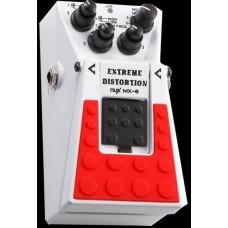 NUX MX-6 Extreme Distortion - педаль эффектов, DISTORTION