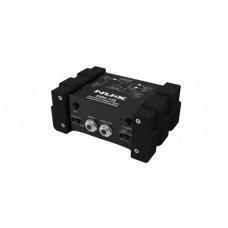 NUX PDI-1G активный гитарный директ-бокс с кабинет-симулятором