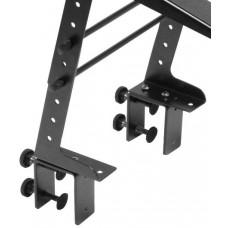 OnStage LPT6000 - стойка с доп.полкой под ноутбук, СD, контроллер