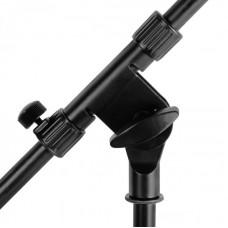 OnStage MS9409 - микрофонная стойка укороченная , круглое основание.Высоты: 228-330мм