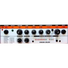 ORANGE CR20LDX BK Crush Pix - комбоусилитель для электрогитары, 20Вт