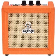 ORANGE CRUSH MINI миниатюрный гитарный комбо усилитель, 3 Вт