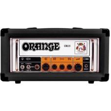 ORANGE OR15H BK - ламповый гитарный усилитель,15Вт