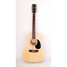 Parkwood W81-12 OP Акустическая гитара 12-струнная с чехлом