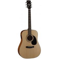 Parkwood W81E OP Электроакустическая гитара, с чехлом
